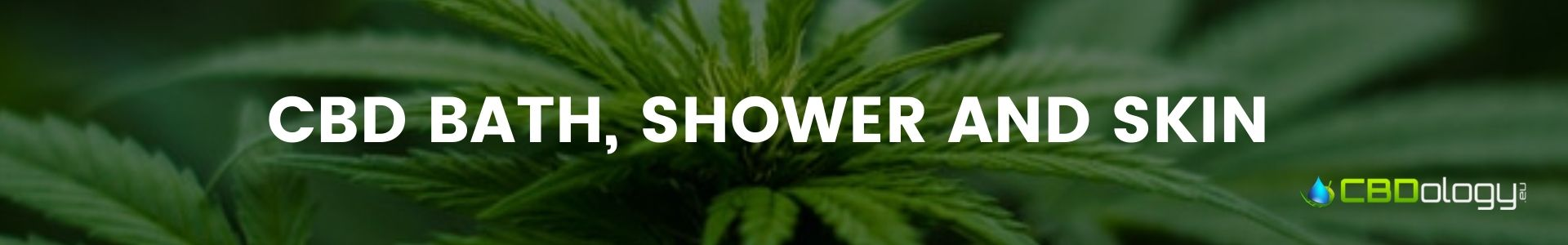 CBD Bath, Shower & Skincare