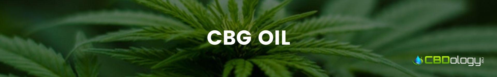 CBG Oil