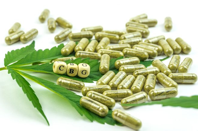Difference between CBD and CBG