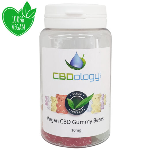 Vegan CBD Gummy Bears