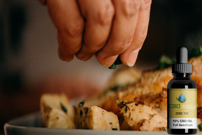Can you Cook With CBD Oil?